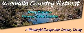 Koomulla Country Retreat - Tourism Brisbane