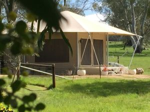 Boongarrie Luxury Tent - Tourism Brisbane