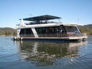 Able Hawkesbury River Houseboats - Tourism Brisbane