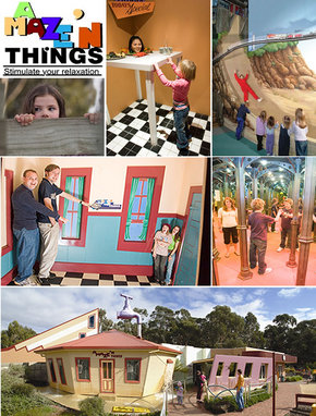 A Maze 'N Things - Tourism Brisbane
