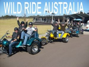 A Wild Ride - Tourism Brisbane