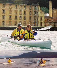 Blackaby's Sea Kayaks and Tours - Tourism Brisbane