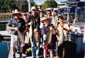 Sea Master Fishing Charters - Tourism Brisbane