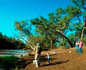 Charleville - Dillalah Warrego River Fishing Spot - Tourism Brisbane
