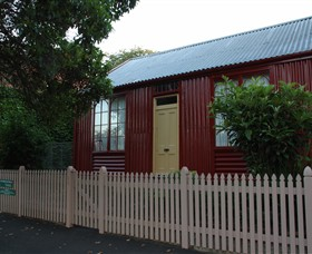 19th Century Portable Iron Houses - Tourism Brisbane