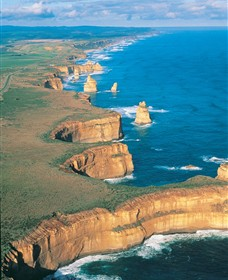 12 Apostles Flight Adventure from Apollo Bay - Tourism Brisbane