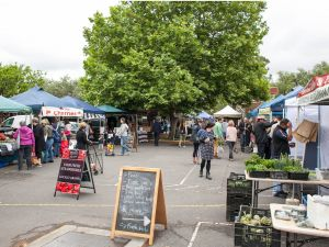 Alphington Farmers' Market - Tourism Brisbane