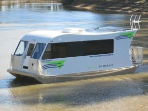 Moama on Murray Houseboats - Tourism Brisbane