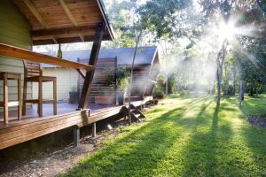 Airlie Beach Eco Cabins - Tourism Brisbane