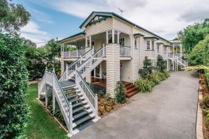 Balmoral Queenslander - Tourism Brisbane